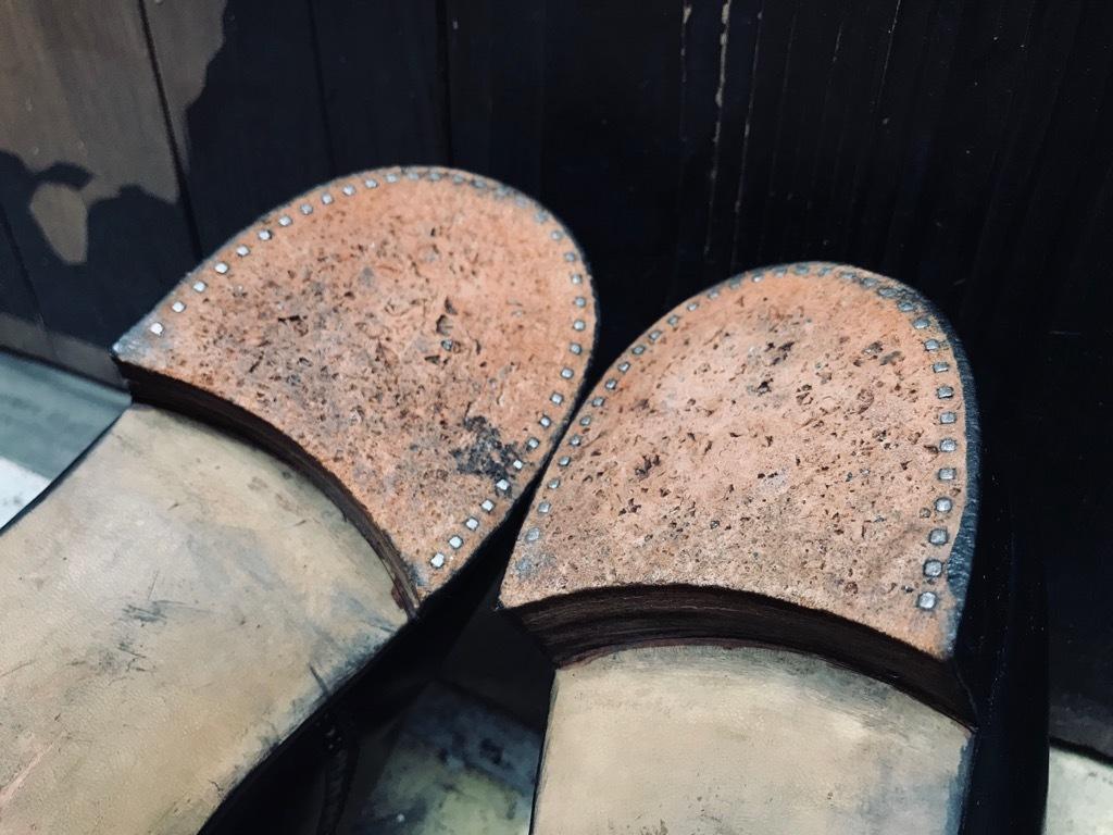 マグネッツ神戸店 12/21(土)Vintage入荷! #4 Vintage Shoes+Glove!!!_c0078587_15303072.jpg