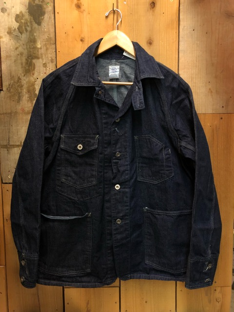 12月21日(土)大阪店スーペリア入荷!#8 Denim & Work編!! POST O\'ALLS & Levi\'s, BIG MAC!!_c0078587_1537068.jpg