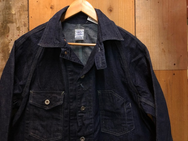 12月21日(土)大阪店スーペリア入荷!#8 Denim & Work編!! POST O\'ALLS & Levi\'s, BIG MAC!!_c0078587_15375746.jpg