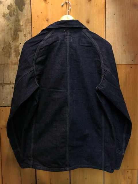12月21日(土)大阪店スーペリア入荷!#8 Denim & Work編!! POST O\'ALLS & Levi\'s, BIG MAC!!_c0078587_1537844.jpg