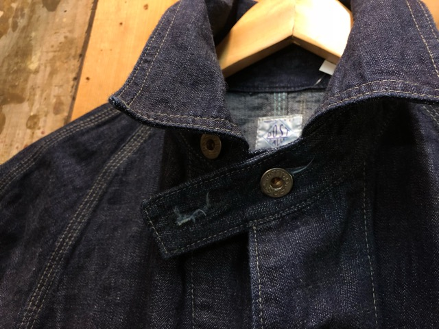 12月21日(土)大阪店スーペリア入荷!#8 Denim & Work編!! POST O\'ALLS & Levi\'s, BIG MAC!!_c0078587_15381460.jpg
