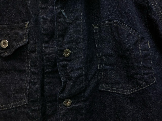 12月21日(土)大阪店スーペリア入荷!#8 Denim & Work編!! POST O\'ALLS & Levi\'s, BIG MAC!!_c0078587_15382186.jpg