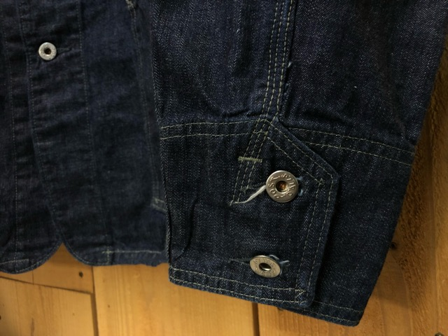12月21日(土)大阪店スーペリア入荷!#8 Denim & Work編!! POST O\'ALLS & Levi\'s, BIG MAC!!_c0078587_15382978.jpg