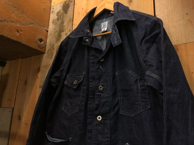 12月21日(土)大阪店スーペリア入荷!#8 Denim & Work編!! POST O\'ALLS & Levi\'s, BIG MAC!!_c0078587_15384222.jpg