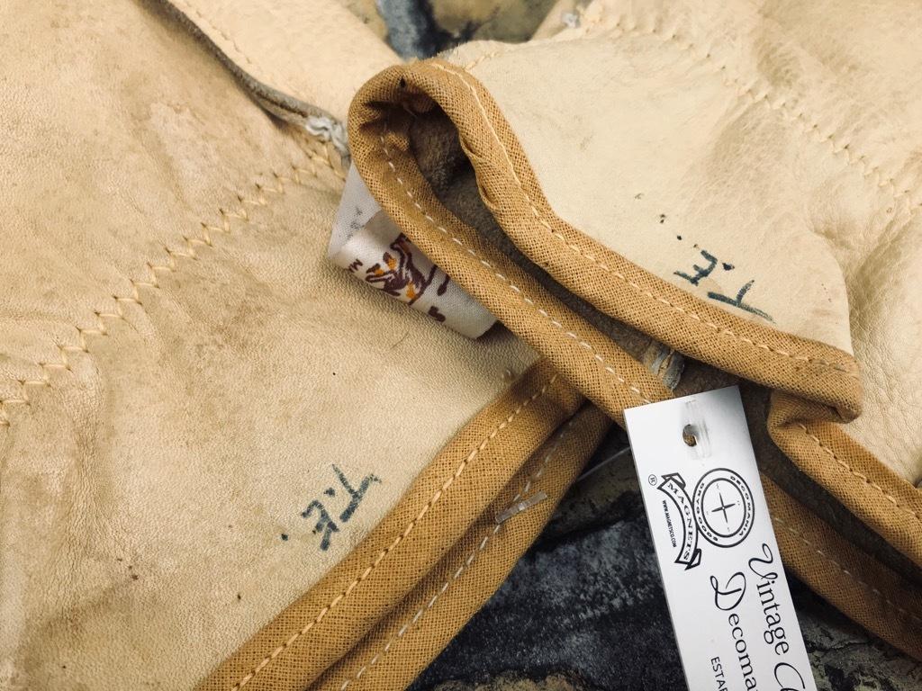 マグネッツ神戸店 12/21(土)Vintage入荷! #4 Vintage Shoes+Glove!!!_c0078587_15403529.jpg