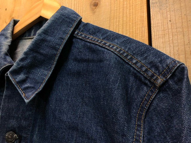 12月21日(土)大阪店スーペリア入荷!#8 Denim & Work編!! POST O\'ALLS & Levi\'s, BIG MAC!!_c0078587_15424521.jpg