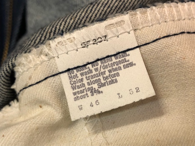 12月21日(土)大阪店スーペリア入荷!#8 Denim & Work編!! POST O\'ALLS & Levi\'s, BIG MAC!!_c0078587_15445364.jpg