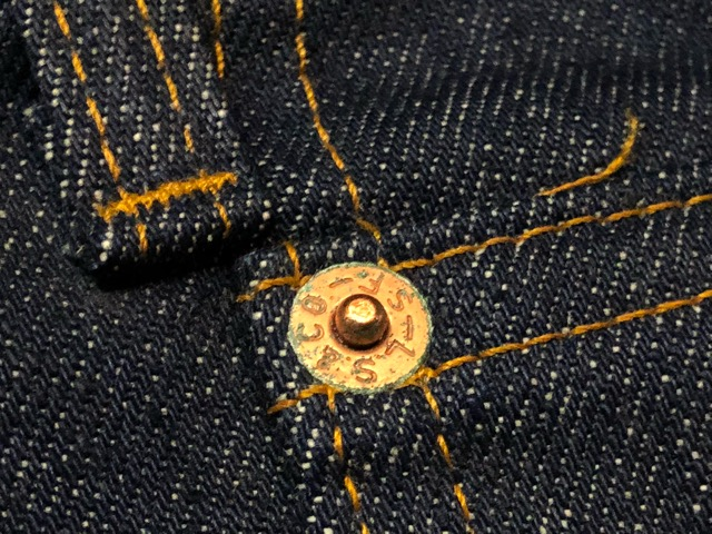 12月21日(土)大阪店スーペリア入荷!#8 Denim & Work編!! POST O\'ALLS & Levi\'s, BIG MAC!!_c0078587_15454844.jpg