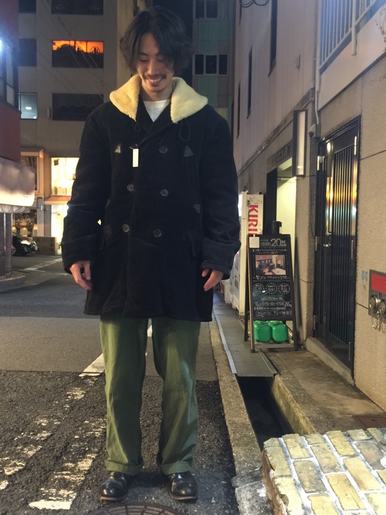 マグネッツ神戸店 明けましておめでとうございます! #5 Work Item!!!_c0078587_19594702.jpg