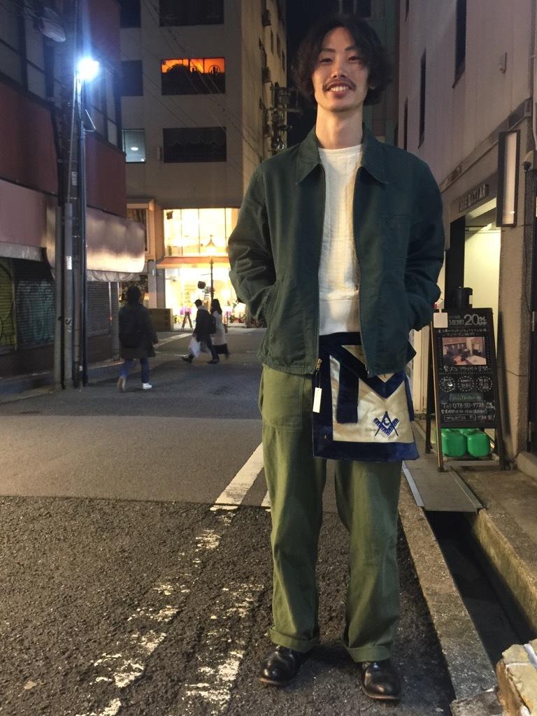マグネッツ神戸店 12/21(土)Vintage入荷! #5 Work Item!!!_c0078587_19594751.jpg