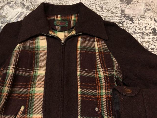 彩り豊かな1930\'s~1940\'s Wool Coat&JKT!!(マグネッツ大阪アメ村店)_c0078587_2216249.jpg