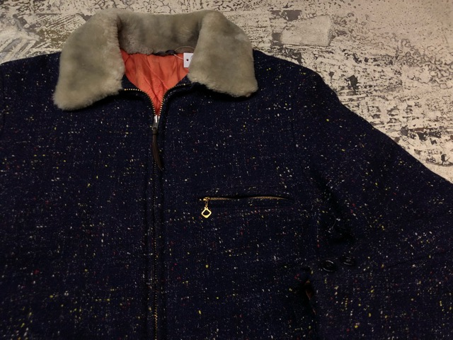 12月25日(水)マグネッツ大阪店ヴィンテージ入荷日!! #1 WoolSportsJacket編!! HUDSON\'S BAY & CHIPPEWA, FORTY BELOW, HERCULES!!_c0078587_22191517.jpg