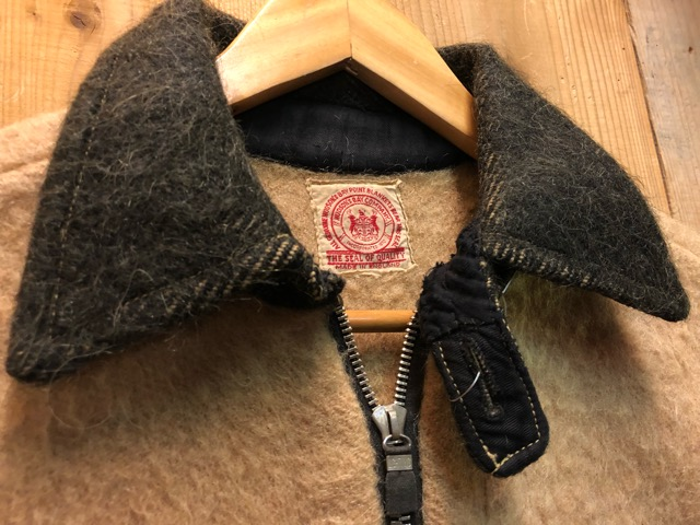 12月25日(水)マグネッツ大阪店ヴィンテージ入荷日!! #1 WoolSportsJacket編!! HUDSON\'S BAY & CHIPPEWA, FORTY BELOW, HERCULES!!_c0078587_2283229.jpg