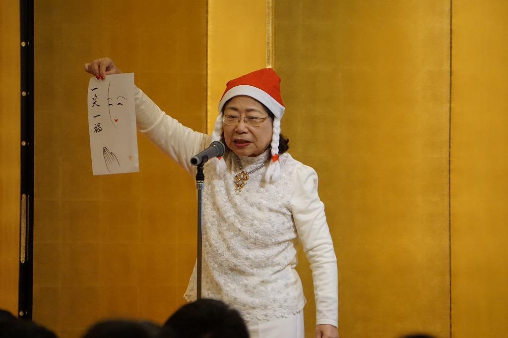 第21回 クリスマス親睦会を開催いたしました_e0190287_16101674.jpg