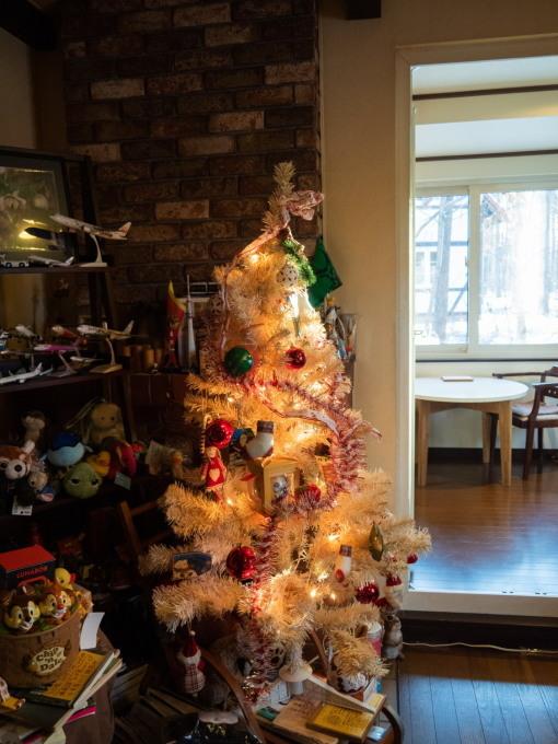 クリスマスツリーのシーズン・・今年はコアラ・カンガルーも参加!_f0276498_21173789.jpg