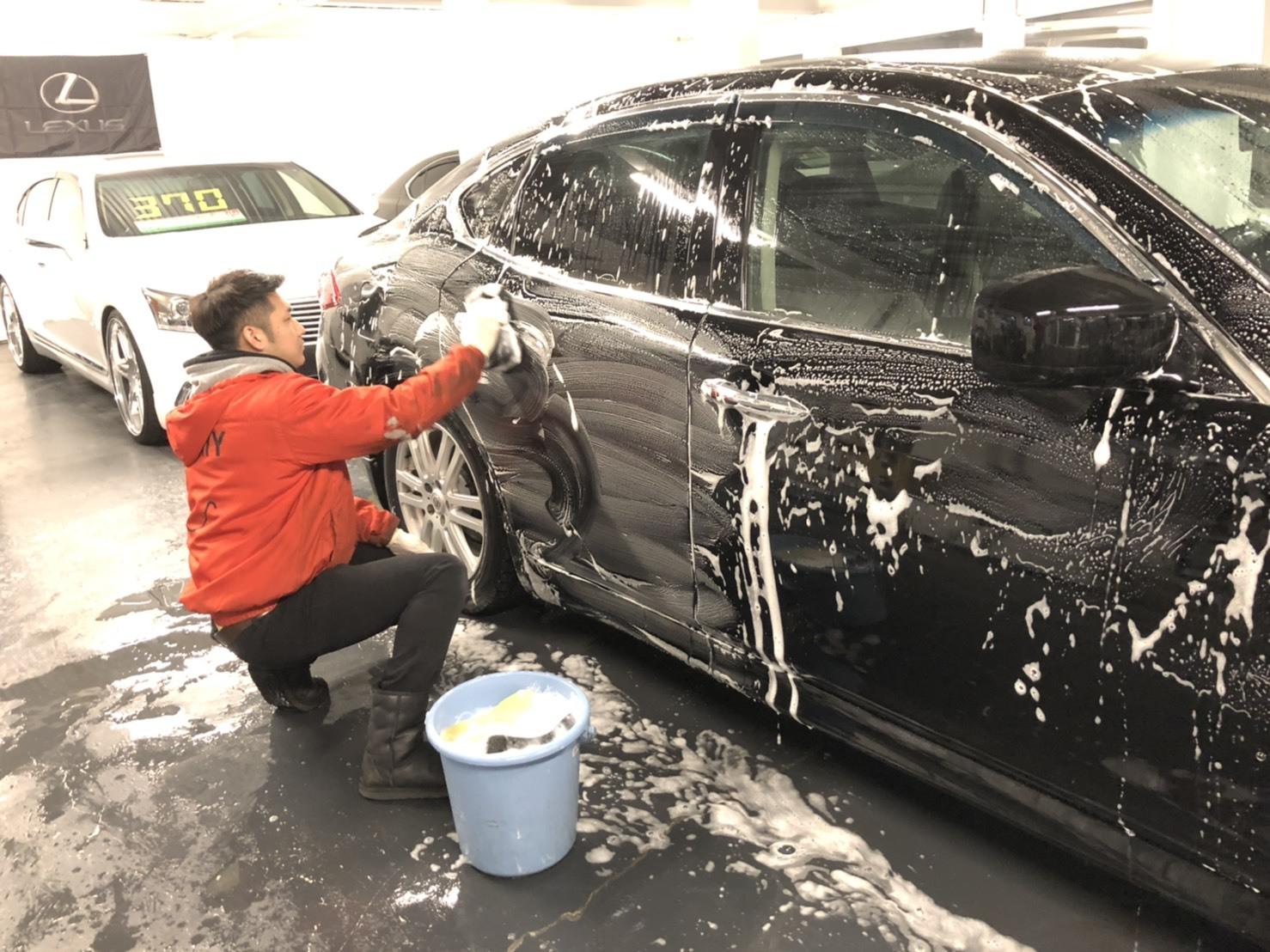 12月21日(土)トミーベースブログ☆K様LS460納車✨✨カスタムカー専門♬レクサス🎶スバル🎶限定車☆希少車多数☆フーガ🎶クラウン🎶レ_b0127002_18373284.jpg