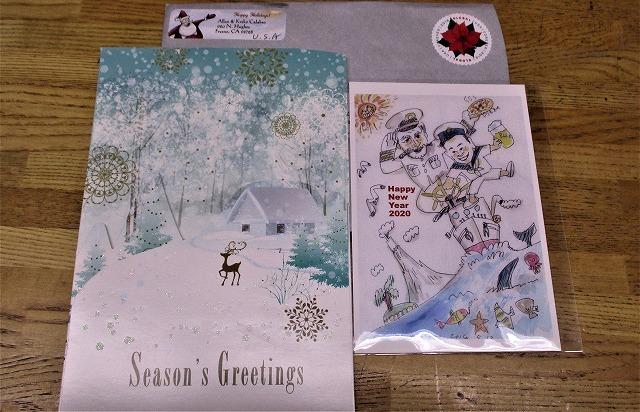 クリスマスカード_b0163804_14530570.jpg