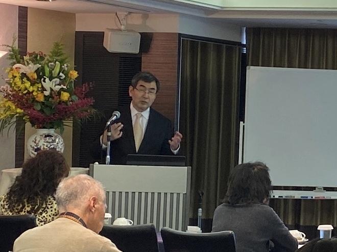 第6回事務所セミナーはニッセイ基礎研の櫨浩一先生と自筆遺言をテーマに。_d0054704_21521658.jpg