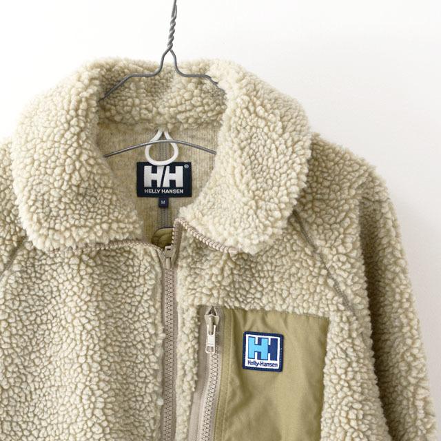 HELLY HANSEN [ヘリーハンセン] FIBERPILE THERMO Jacket [HO51965] ファイバーパイルサーモジャケット(メンズ)・フリースジャケット・アウター・MEN\'S _f0051306_17291583.jpg