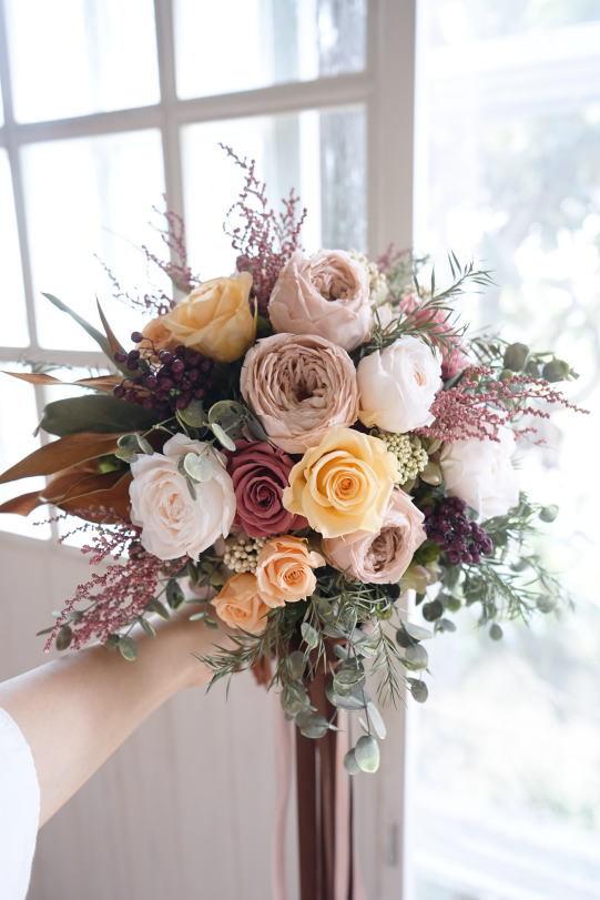 秋婚の花嫁さまへ_a0136507_08544660.jpg