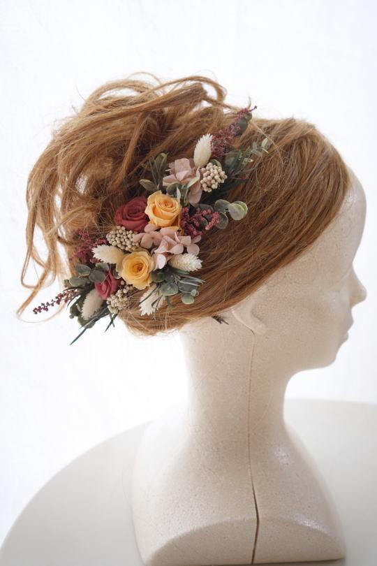 秋婚の花嫁さまへ_a0136507_08562913.jpg