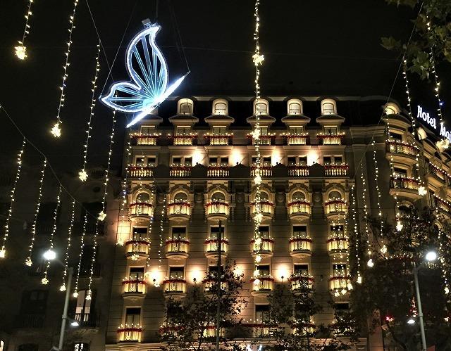 クリスマスイルミを見に 1_b0064411_01542509.jpg
