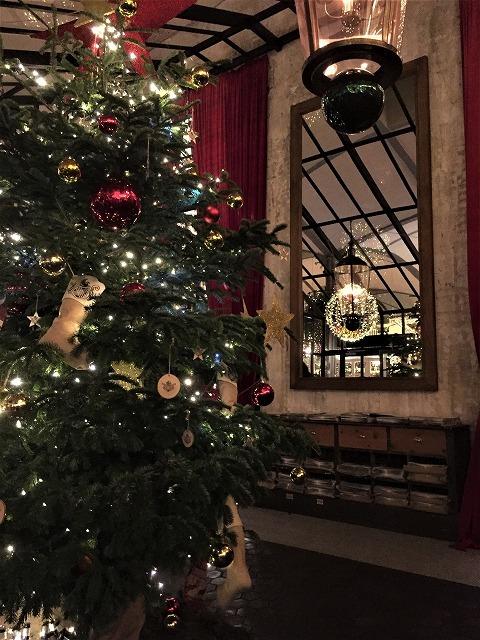 クリスマスのイルミを見に 2_b0064411_02130104.jpg