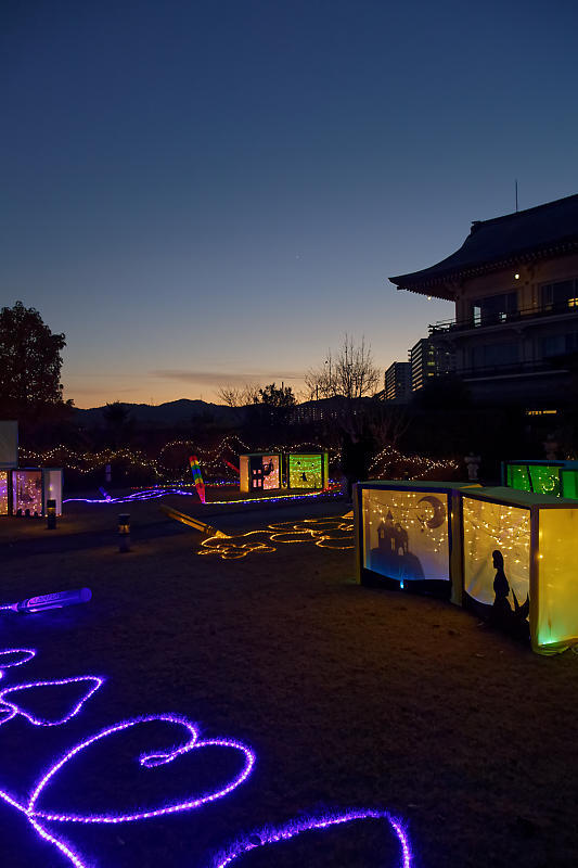 クリスマスイルミネーション@びわ湖大津館 2019イルミネーション「光のおもちゃの世界」_f0032011_17330048.jpg