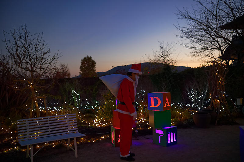 クリスマスイルミネーション@びわ湖大津館 2019イルミネーション「光のおもちゃの世界」_f0032011_17330055.jpg