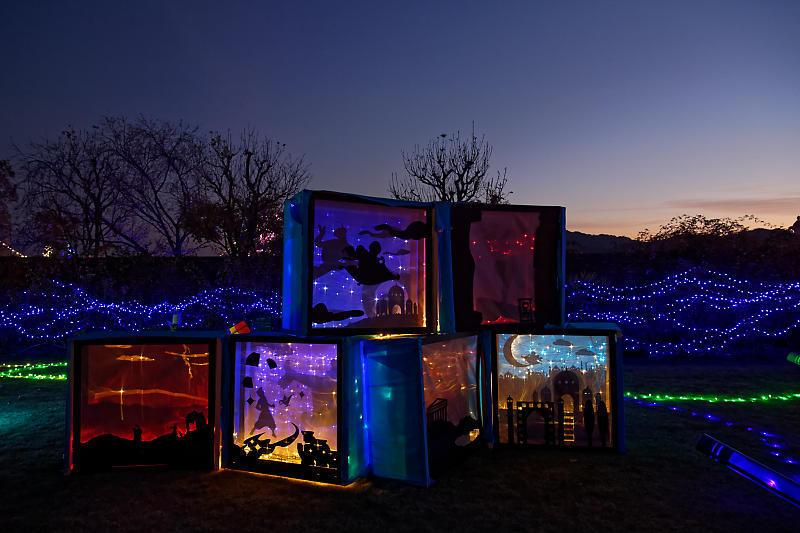 クリスマスイルミネーション@びわ湖大津館 2019イルミネーション「光のおもちゃの世界」_f0032011_17330166.jpg