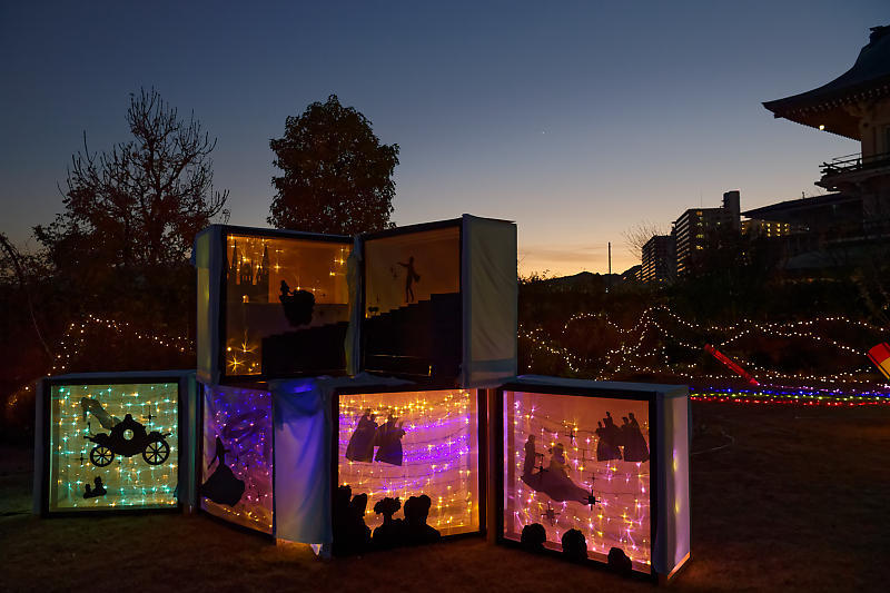 クリスマスイルミネーション@びわ湖大津館 2019イルミネーション「光のおもちゃの世界」_f0032011_17330172.jpg
