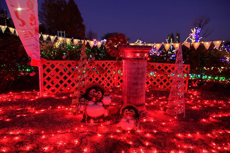 クリスマスイルミネーション@びわ湖大津館 2019イルミネーション「光のおもちゃの世界」_f0032011_17390917.jpg