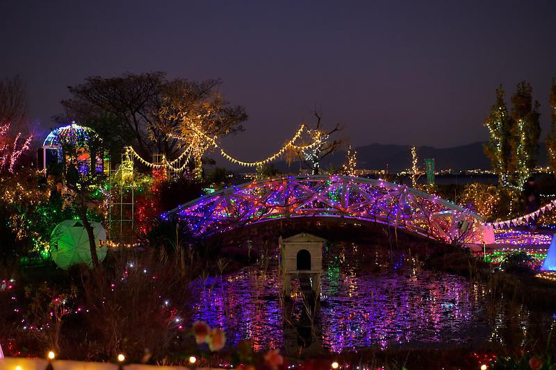 クリスマスイルミネーション@びわ湖大津館 2019イルミネーション「光のおもちゃの世界」_f0032011_17390922.jpg