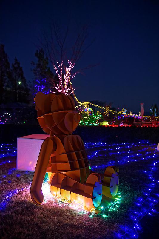 クリスマスイルミネーション@びわ湖大津館 2019イルミネーション「光のおもちゃの世界」_f0032011_17390932.jpg