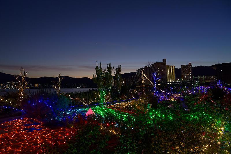 クリスマスイルミネーション@びわ湖大津館 2019イルミネーション「光のおもちゃの世界」_f0032011_17391014.jpg