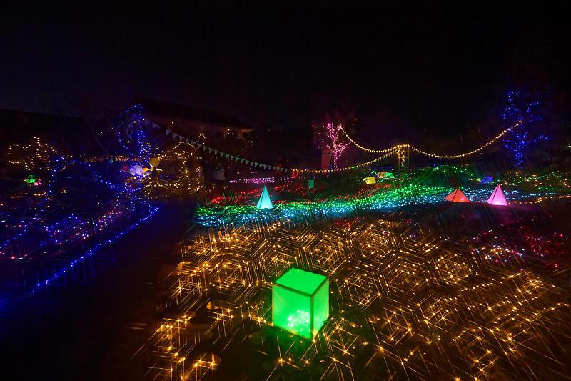 クリスマスイルミネーション@びわ湖大津館 2019イルミネーション「光のおもちゃの世界」_f0032011_17423513.jpg