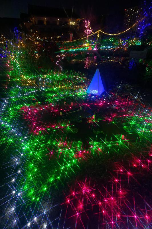 クリスマスイルミネーション@びわ湖大津館 2019イルミネーション「光のおもちゃの世界」_f0032011_17423573.jpg