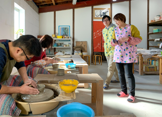 本日の陶芸教室 Vol.967_a0163716_14333442.jpg