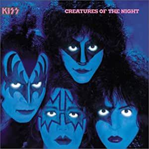 KISS「Creatures Of The Night」(1982)_c0048418_22061241.jpg
