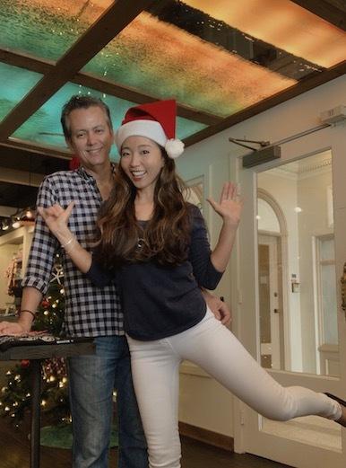 いよいよ来週はクリスマス〜🎶_c0187025_07092630.jpg