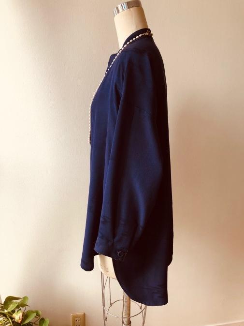 着物着物リメイク・ 綸子の羽織からオーバートップス_d0127925_20074511.jpg