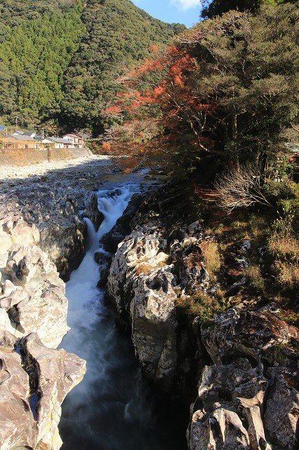 古座川 滝の拝散策(撮影:12月3日)_e0321325_09384555.jpg