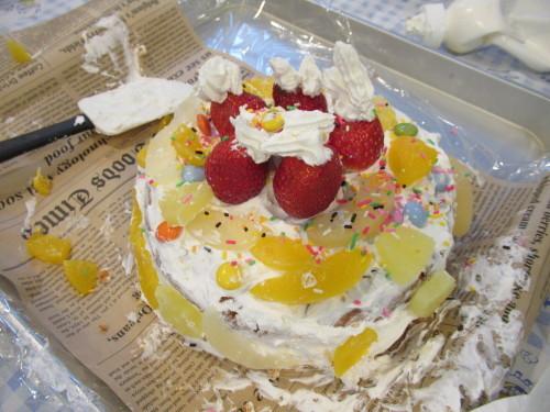 12月わんぱく教室『クリスマスケーキを作ろう!』_b0186230_17052216.jpg