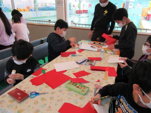 12月わんぱく教室『クリスマスケーキを作ろう!』_b0186230_20060439.jpg
