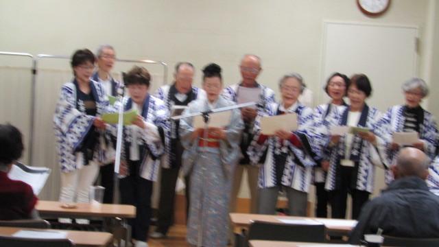11月30日(土曜日)詩吟と民謡のつどい_e0362532_12475647.jpg