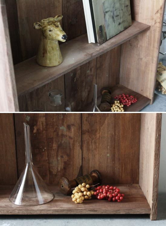 セリアの木板で「古道具風の木製ラック」を簡単DIY_d0351435_08573788.jpg