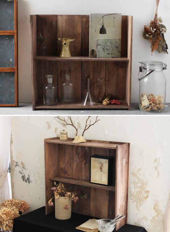 セリアの木板で「古道具風の木製ラック」を簡単DIY_d0351435_10045346.jpg