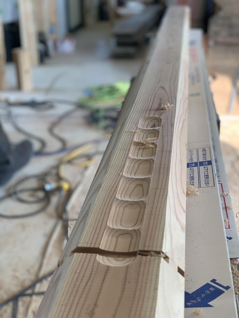 オリジナルの床柱。_f0176239_07313649.jpeg