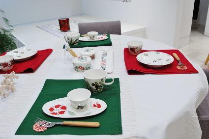 松尾摂子さんの器でクリスマスパーティ ~フードクラス&ブラッシュアップBクラス_d0217944_17462143.jpg