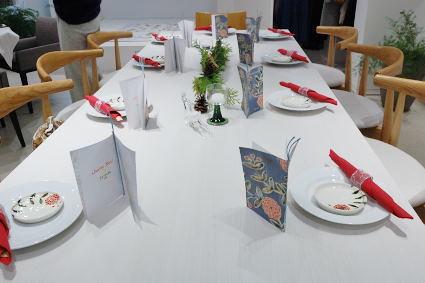 松尾摂子さんの器でクリスマスパーティ ~フードクラス&ブラッシュアップBクラス_d0217944_17462981.jpg